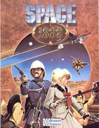 Space 1889 RPG